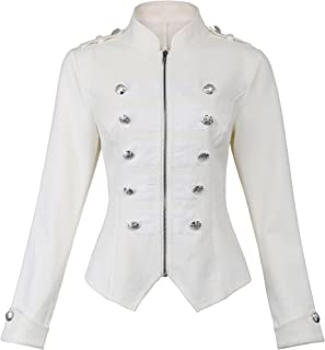 Best jacket with buttons on shoulder Reviews