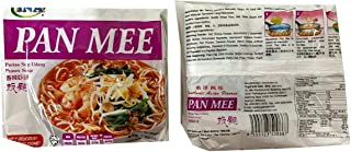 Malaysia Halal INA Pan Mee Instant Banmian Prawn Soup Spicy Hakka Non-fried Noodle mee hoon kueh 香辣虾汤板面 2.9oz - total of 5 units
