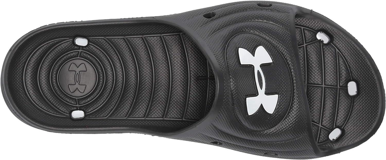 Under Armour Unisex-Child Locker Iv Slide Sandal