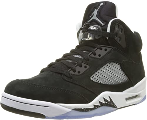 Nike Air Jordan 5 Retro, Montantes Homme