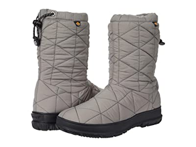 Bogs Snowday Mid (Gray) Women