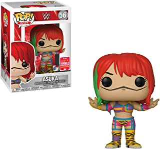 POP Funko WWE: Asuka #56 2018 Summer Convention Exclusive