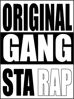 Original Gangsta Rap (Og Rap) [Explicit]