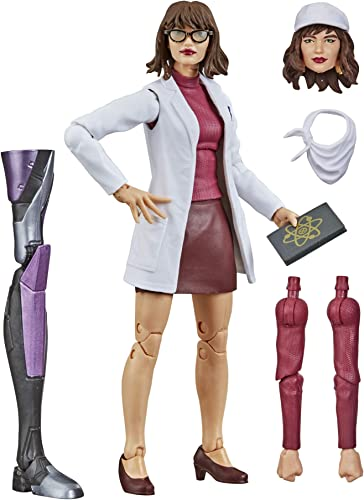wholesale Hasbro Marvel Legends Series X-Men 6-inch Collectible Moira MacTaggert wholesale lowest Action Figure Toy, Premium Design and 5 Accessories, Ages 4 and Up online sale