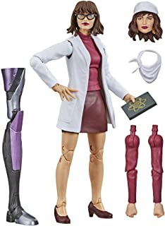 Hasbro Marvel Legends Series X-Men 6-inch Collectible Moira MacTaggert Action Figure Toy, Premium Design And 5 Accessorie...