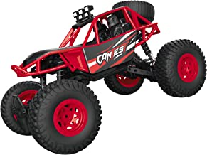 Remote Control Car, High Speed Remote Control Car, 2.4Ghz Off Road RC Trucks with 2 Rechargeable Batteries, Electric Toy Car for All Adults & Kids