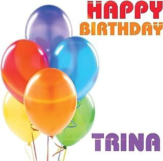 Best happy birthday trina Reviews