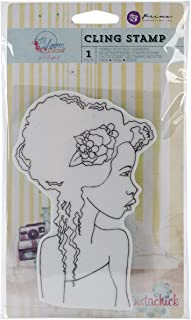 prima bloom girl stamps