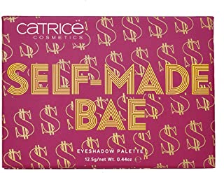 Catrice | Self-Made Bae Eyeshadow Palette | 12 Longlasting, Highly Pigmented & Buildable Shades | Paraben & Cruelty-free