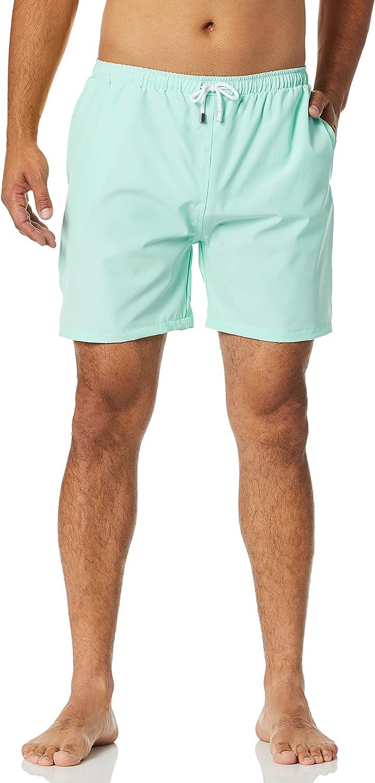 Marc Joseph Genuine New York Men's Standard Dry Madison Trunk Swim Quick 67% OFF of fixed price