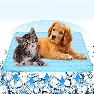 Self Cooling Dogs Ultra Microfiber Comfortable Mat Anti Slip - 17.99