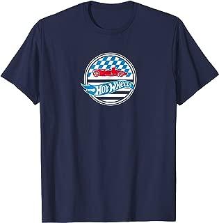 Hot Wheels Stars And Checks T-Shirt