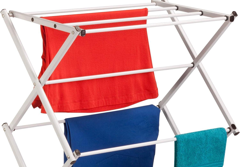 Mesa Mall Honey-Can-Do DRY-02345 Compact Tulsa Mall Rack Drying Folding