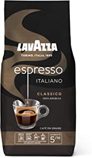 Lavazza Café en Grains L' Espresso Italiano, Expresso 100% Arabica Équilibré et Aromatique, Paquet de 500 g
