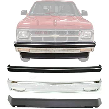 New For CHEVROLET S10 BLAZER Front Air Dam Deflector Fits 1983-1994 GM1090104
