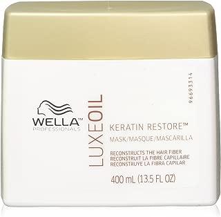 Wella Luxeoil Keratin Restore Mask 400ml/13.5oz, 13.5count
