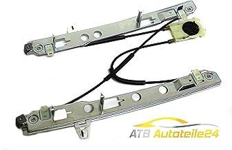 ATB24 Elevalunas Completo para 4/5 Puertas Megane II 2 BM0/1_ CM0/1_ Kombi KM0/1_ tricuerpo LM0/1_Delantero Derecho