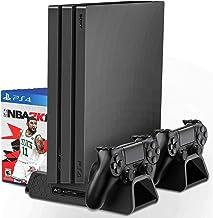 Base Vertical - Preto - PlayStation 4