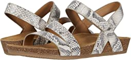 Nude Brooklyn Snake Print