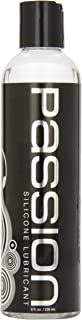 Passion Lubes, Premium Silicone Lubricant, 8 Fluid Ounce