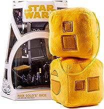 Star Wars Han Solo Lucky Dice Plush