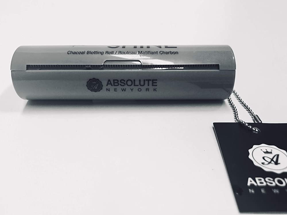 ペグ明日焦げABSOLUTE Bye Bye Shine Blotting Roll - Charcoal (並行輸入品)