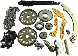 JDMSPEED New Engine Timing Chain Kit W/Balance Shaft Set L61 Fit For 00-11 GM 2.0L 2.2L 2.4L Ecotec