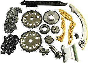 JDMSPEED مجموعه موتور زنجیره ای تایم W / Balance Shaft L61 متناسب با 00-11 GM 2.0L 2.2L 2.4L Ecotec