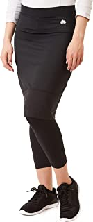 Snoga Workout Pencil Skirt w/Attached Cropped Leggings