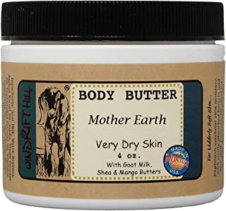 Windrift Hill Body Butter for Very Dry Skin (Mother Earth)