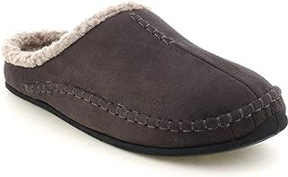 Slipperooz Deer Stags 男士 Nordic Plus S.U.P.R.O 袜子和*泡沫衬垫室内室外洞洞鞋
