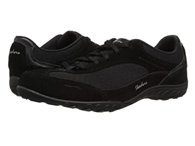 SKECHERS Breathe Easy Simply Sincere (Black) Women