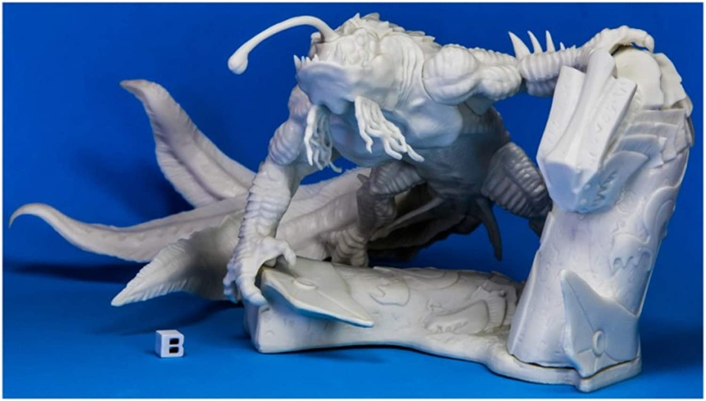 Reaper Miniatures Father Dagon 77590 Bones Unpainted RPG DD Fig