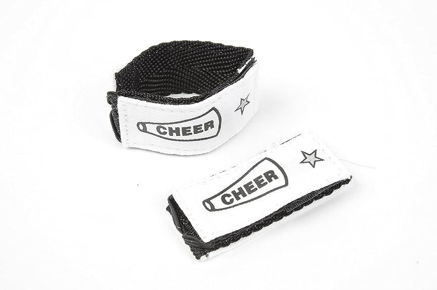 闘争ケーブル書くEMCスポーツ「Cheer」スリーブScrunch