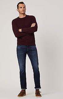 Men's Matt Relaxed Straight Leg Jeans