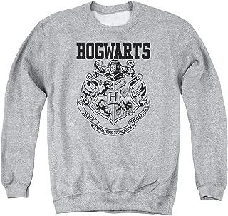 Harry Potter Men's Hogwarts Athletic Sweatshirt Athletic Heather