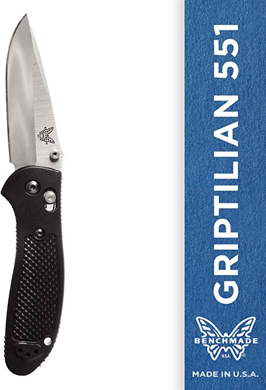 Benchmade Griptilian 551 Knife With CPM S30V Steel