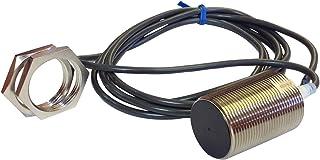 Omron sensores proximidad - Detector corto 3h enr 15mm m30 pnp contacto abierto cable 2m