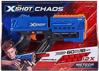 مسدس قاذف ميتيور كيوس من اكس شوت مع 12 سهماً (36282)