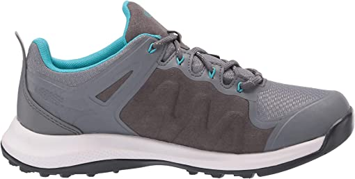 Steel Grey/Bright Turquoise