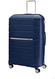 Samsonite 74645 Octolite Spinner Hard Side Luggage Bag, Navy, 75 Centimeters