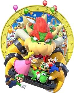 Super Mario Wall Decal, Princess Peach Vinyl Sticker, Bowser Decal, Mario Bros Decor, Mario Odyssey Sticker, Kids Room, Nursery Decor AS55