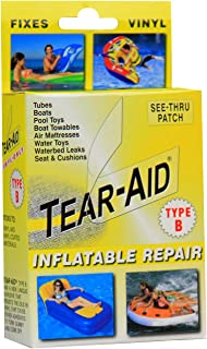 Best TEAR-AID Vinyl Inflatable Repair Kit, Yellow Box Type B Review