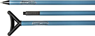 High Tide Tackle Push Pole 4-Piece No Accessibly Required Corrosion Proof Perfectly Balanced Total Length of 22ft