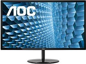 "AOC Q32V3 32"" 2K QHD Monitor, VA Panel, 75Hz Refresh Rate for Casual Gaming, 103% sRGB Coverage, VESA, HDMI/DP Ports"