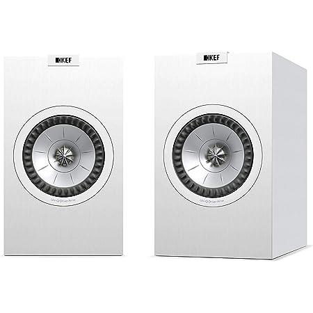 KEF Q350 Paire d'enceintes Blanc HiFi   Home Cinema   Enceintes bibliothèque  Boxes   Stereo   High End   2 Voies