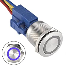 Best push button switch led Reviews