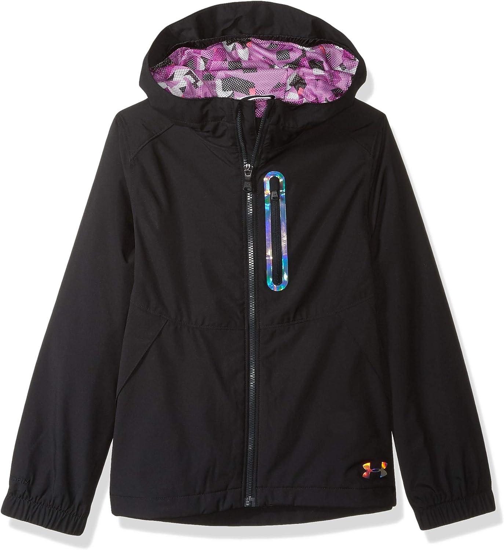 Under Armour Girls' Rain Jacket