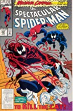 The Spectacular Spider-Man #201 : Over the Line (Maximum Carnage - Marvel Comics)