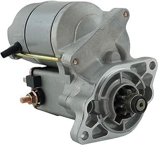 New Starter Kubota ATV UTV RTV 900 1000 1100 Diesel 228000-6320 18419